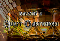 Become A Guest Bar Tender
